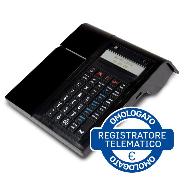 REGISTRATORE DI CASSA FORM 200